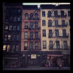 Photo taken at Sheraton Tribeca by Jazzy B. on 10/30/2012