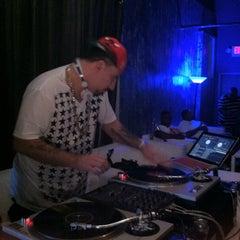 Photo taken at Indigo Bar & Lounge by Design Our Lives <3 (. on 8/1/2013