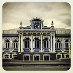 Photo taken at Театр юного зрителя by AMbrozi L. on 9/17/2012