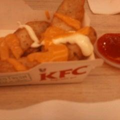 Photo taken at KFC by love p. on 11/19/2012
