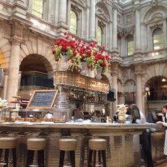 Photo taken at The Royal Exchange by James M. on 9/14/2012