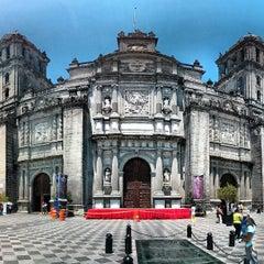 Photo taken at Catedral Metropolitana de la Asunción de María by LaN M. on 4/7/2013