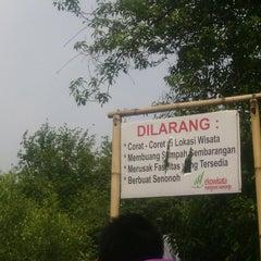 Photo taken at Wisata Anyar Mangrove (WAM) by Nur Rahmawati M. on 3/12/2013