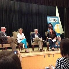 Photo taken at Jewish Community Association of Austin (JCC) by Melanie W. on 5/20/2014