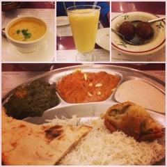 Photo taken at Rasoi Restaurant by Jesika M. on 12/22/2013