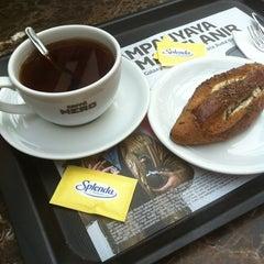 Photo taken at Caffè Nero by Pinar E. on 3/7/2013