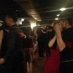Photo taken at 엘땅고 (el Tango) by Damayanti on 9/14/2013