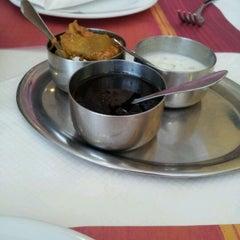 Photo taken at Mayur - Indisches Restaurant by Farah S. on 3/30/2013