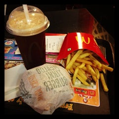 Photo taken at McDonald's by Ishan P. on 11/27/2012