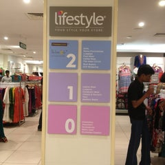 Photo taken at Lifestyle by srinivas d. on 2/23/2013