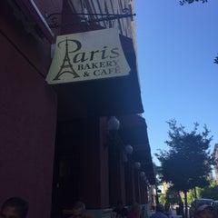 Photo taken at Paris Bakery & Cafe by Judah L. on 10/18/2014
