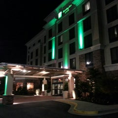 Photo taken at Holiday Inn Hotel & Suites Stockbridge/Atlanta I-75 by Tim L. on 11/26/2012