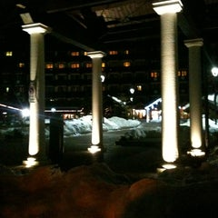 Photo taken at Des Alpes Disco by Federica V. on 12/29/2012