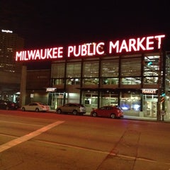 Photo taken at Milwaukee Public Market by Erin R. on 9/24/2012
