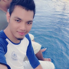 Photo taken at Symphony Park Swimming Pool by Muhammad Z. on 3/16/2013