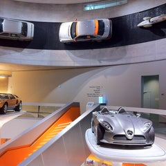 Photo taken at Mercedes-Benz Museum by Natalja S. on 12/29/2012