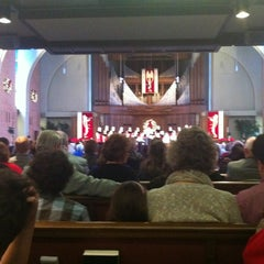 Photo taken at Kettering Seventh-day Adventist Church by Laura E. on 12/9/2012