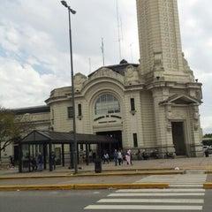Photo taken at Terminal de Ómnibus de Rosario by Diego M. on 10/20/2012
