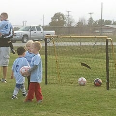 Photo taken at Fair Acres Sports Complex by Diana M. on 10/4/2012
