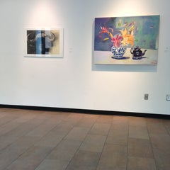 Photo taken at Albert Simons Center for the Arts, College of Charleston by Jeff W. on 4/16/2013
