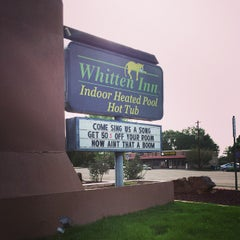 Photo taken at Whitten Inn by Drea A. on 9/13/2013