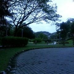 Photo taken at Taman Putra Perdana by mohd syamir a. on 1/25/2013
