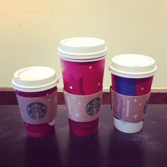 Photo taken at Starbucks by Anna Grace P. on 12/17/2012