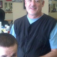 Photo taken at Franco's MVP barber shop by Chris T. on 2/26/2014