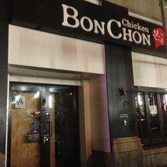 Photo taken at BonChon Chicken by Ron V. on 12/13/2012