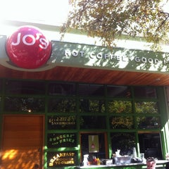 Photo taken at Jo's Coffee by Sharon R. on 10/31/2012