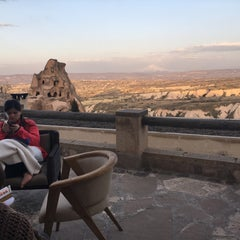 Photo taken at Argos In Cappadocia by Карина Д. on 4/7/2016