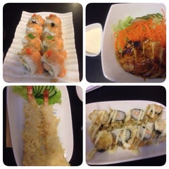 Photo taken at sushi-ya by Dina I. on 8/9/2014