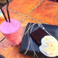 Photo taken at Café Mezo by Mayla T. on 8/1/2014