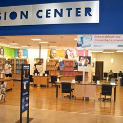 Photo taken at Walmart Vision Center by Steven M. on 2/6/2013