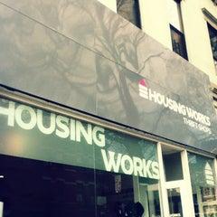 Photo taken at Housing Works Thrift Shop by Alex K. on 2/12/2013