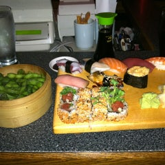 Photo taken at Sushi on Second by Ariel P. on 9/18/2012