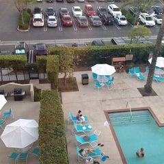 Photo taken at Homewood Suites Hilton - Anaheim by Leeeeleee L. on 5/15/2014
