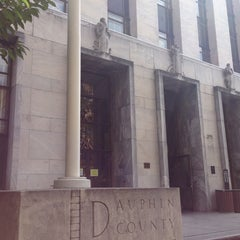 Photo taken at Dauphin County Courthouse by Robert S. on 10/1/2013