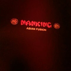 Photo taken at Nanking Asian Fusion by Tirusha D. on 2/28/2014