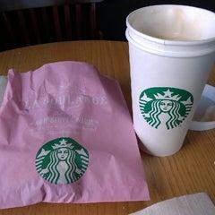 Photo taken at Starbucks by lenny b. on 4/9/2014