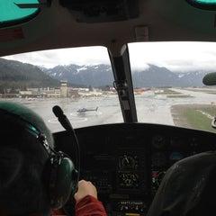 Photo taken at Juneau International Airport (JNU) by J J. on 5/15/2013