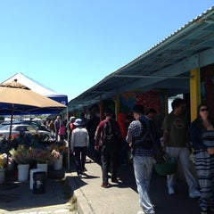 Photo taken at Alemany Farmers Market by Teresa A. on 5/18/2013