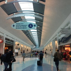 Photo taken at Jacksonville International Airport (JAX) by Christopher E. on 1/3/2013