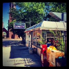 Photo taken at O'Rourke's Diner by Brandon F. on 6/15/2013