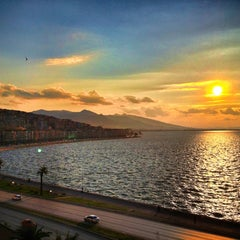 Photo taken at İzmir by Uğur E. on 3/18/2013
