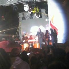 Photo taken at Col. Lomas del Estadio by Diego L. on 11/15/2012