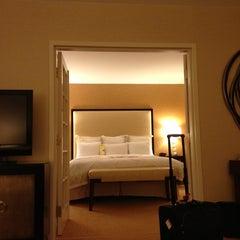 Photo taken at Napa Valley Marriott Hotel & Spa by Allison W. on 11/22/2012