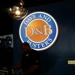 Photo taken at Dave & Buster's by La Toya H. on 5/4/2013