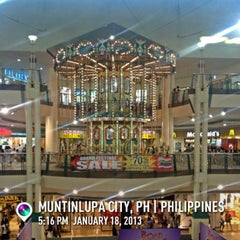 Photo taken at Festival Supermall by Josh G. on 1/18/2013