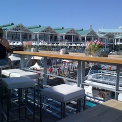 Photo taken at Harbour House by Sharon C. on 11/17/2012